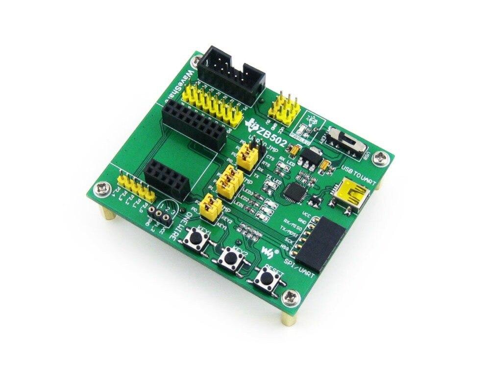 Parts Free Shipping Zigbee Module cc2530 Zigbee Wireless Module Development Board Module CC2530f256 Development Kit