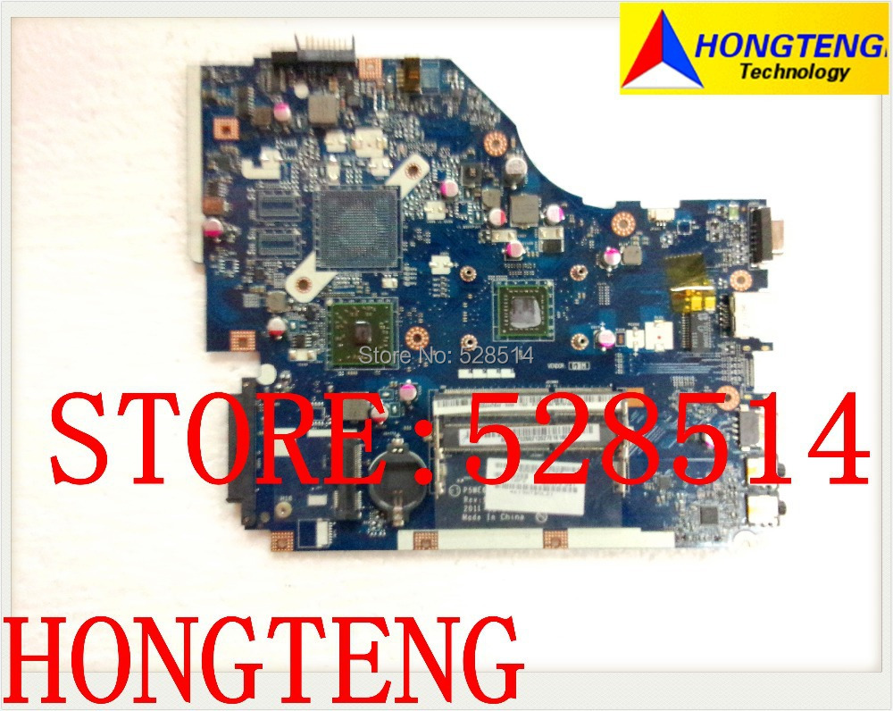 ФОТО original 5253 laptop motherboard for acer mbrjy02002 la-7092p  Fully tested,45 days warranty