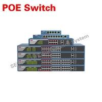 DS 3E0105P E DS 3E0109P E DS 3E0318P E DS 3E0326P E 100Mbps POE Switch