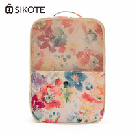SIKOTE Packing Organizers Waterproof Shoe Bags Women Men Double Luggage Storage Bag High Quality Travel Packing Accessories