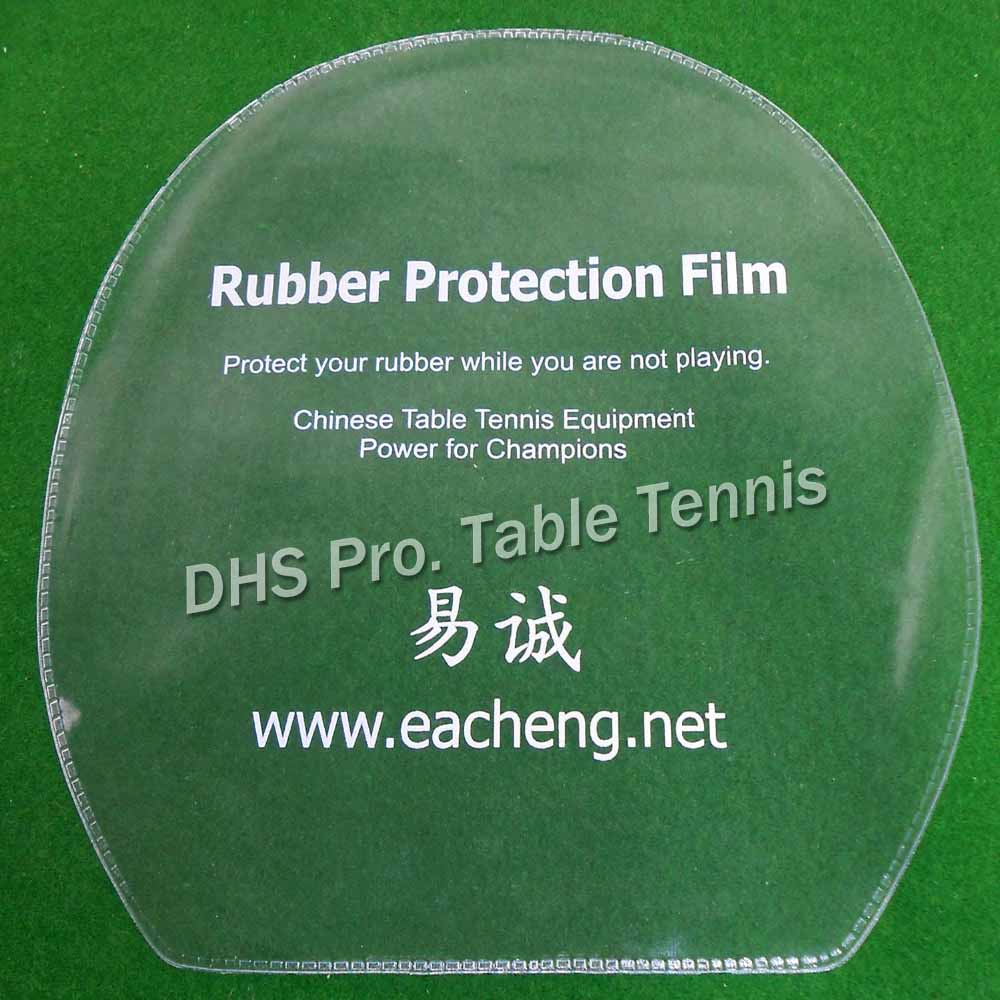 Eacheng Table Tennis Rubber Protection Film For Ping Pong Table Tennis Racket