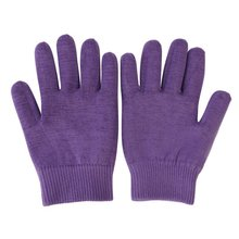 Spa Gel Gloves Moisturizing Whitening Exfoliating Smooth Beauty Hand Care for Pedicure Exfoliating