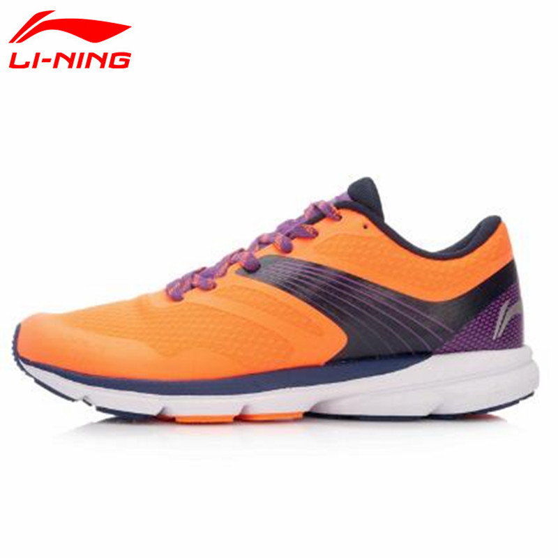 Li-Ning Super Light Smart Men Running Shoes LN Cushioning Comfortable Sneakers Breathable Sports Shoe CLOUD techonology L572OLB neighborhood куртка