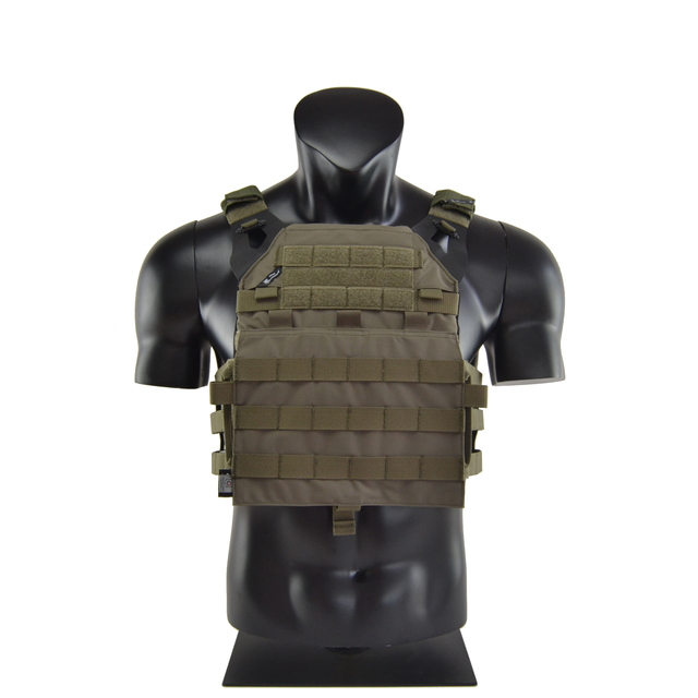 $ US $135.05 Delustered Crye CP JPC 2.0 Tactical Vest Bullet Proof Vest Plate Carrier Airsoft CQB CQC Wargame Military Hunting Police TW-VT13
