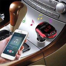 2017 новый Беспроводной Bluetooth ЖК-FM Передатчик Модулятор USB Car Kit Mp3-плеер SD Дистанционного высокое качество автомобилей для укладки мода