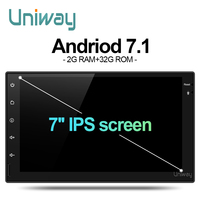 Android 5 1 Car Dvd Player Gps Navigation Universal Car Gps Raido Video Player 2 Din
