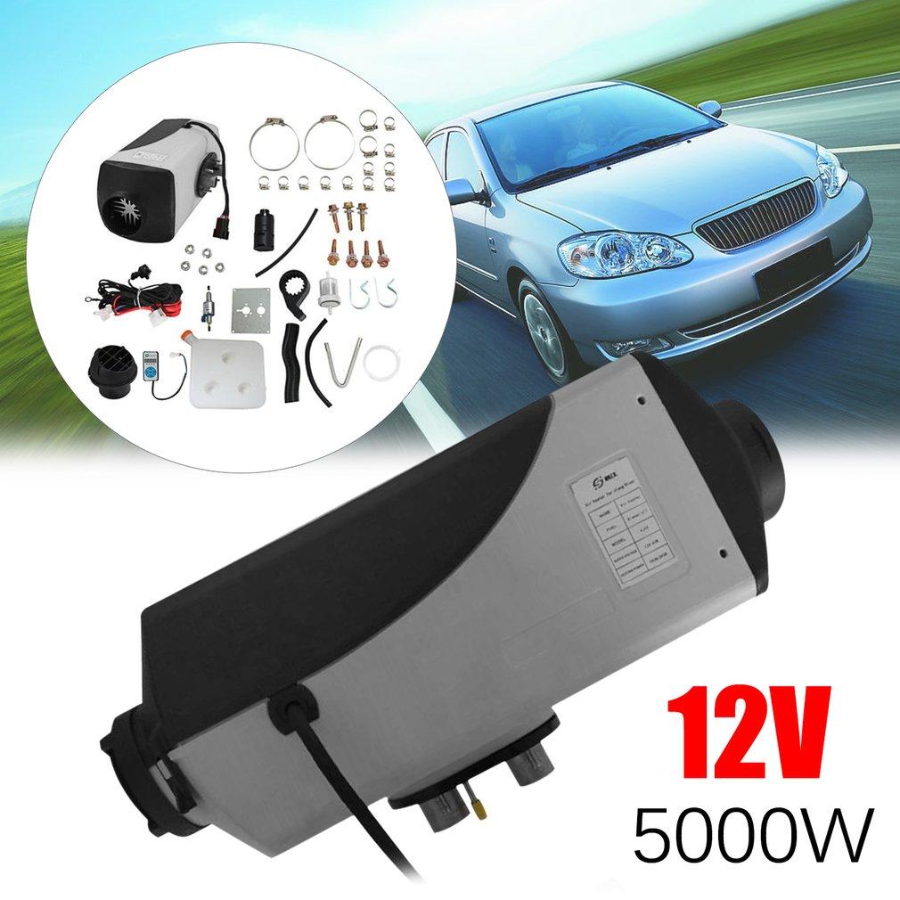 5KW 12 V масло подогреватель топлива Профессиональный Air парковка обогреватель низкий уровень выбросов Универсальный нагревательный прибор д