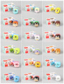 Tomy Tomica Motors Tsum Tsum Diecasts Cartoon Cars Cute Stackable Alien Stitch Dale Mike Piget Baymax