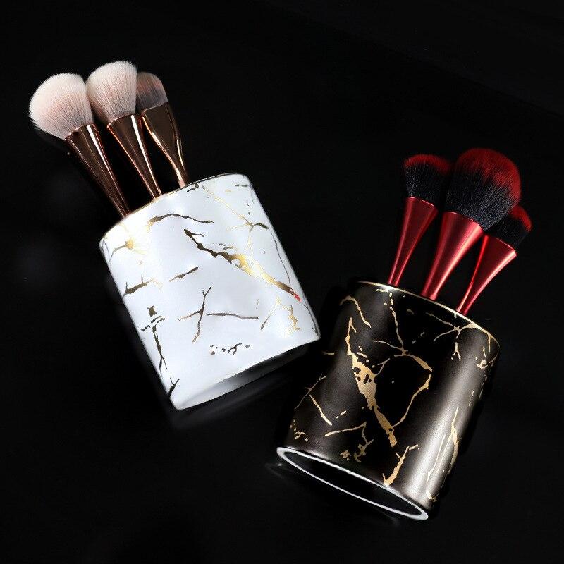 Decorative Pen-Holder Storage-Makeup Tableware-Organizer Brush Ceramic Desktop Kitchen