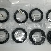Алюминиевое обратное переходное кольцо для макрообъектива камеры CAN0N E0S на 49 мм 52 мм 55 мм 58 мм 62 мм 67 мм 72 мм 77 мм крепление [без отслеживания]