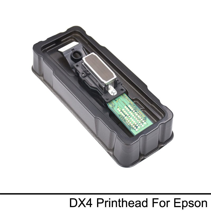 Original DX4 Solvent Printhead For EPSON Roland vp 540 For MIMAKI JV2 JV4 eco solvent printhead adpater for dx4 print head for mimaki jv2 jv4 jv3 for roland for muoth on high quality