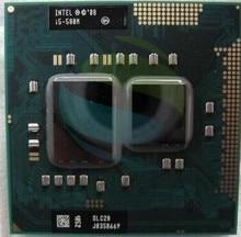 Intel Core i5-580M SLC28 3 М Кэш, 2.66 ГГц ~ 3.33 ГГц, i5 580 М PGA988 Ноутбука ПРОЦЕССОР Совместимость PM55 HM55 HM57 QM57