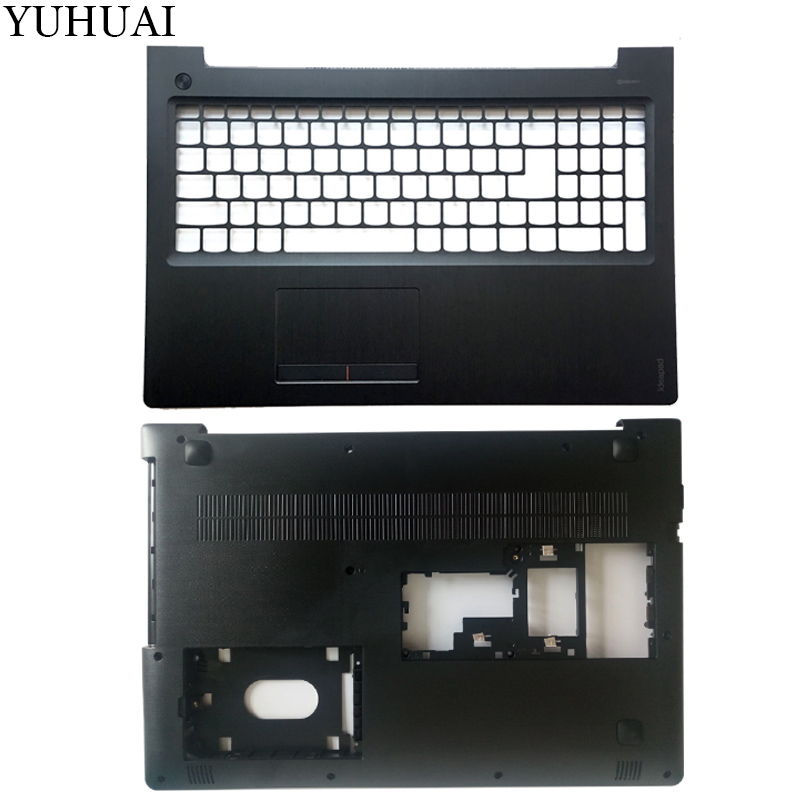 New For Lenovo Ideapad 510-15 510-15ISK 510-15IKB 310-15 310-15ISK 310-15ABR Palmrest COVER/Bottom Case Cover AP10T000C00