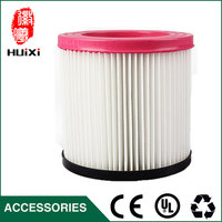 The High Quality Vacuum Cleaner Parts Replacement Hepa Filter 1 Pcs Plastic And Steel Wire Frame