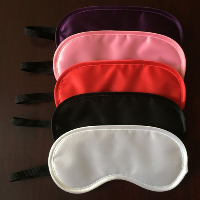 Elastic Soft Sleep Mask