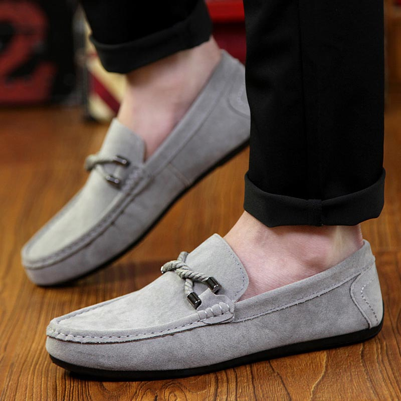 Flats Men Shoes Sneakers 2019 New Fashion Solid Casual Shoes Men Sneakers Breathable Slip-on Mans Loafers Zapatos De Hombre