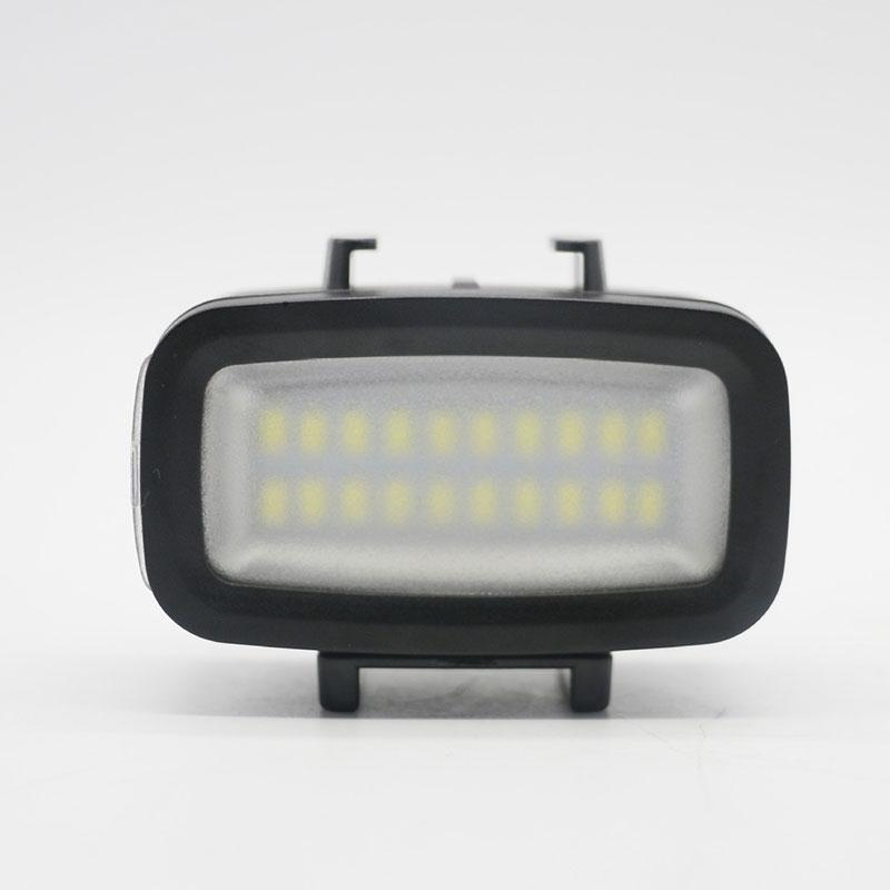 High quality Underwater Waterproof Bright Video LED Light Lamp for Gopro Camera Action Cam