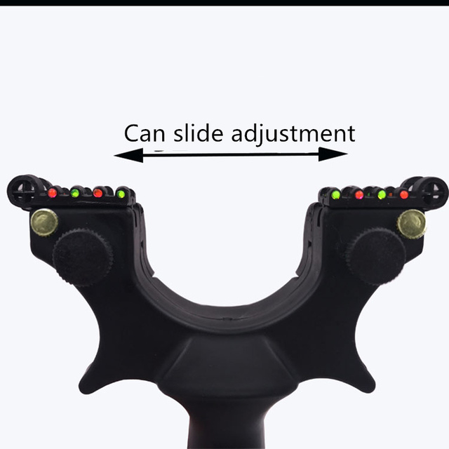 NEW Professional Powerful   Multiple  Systems  Slingshot Hunting Shooting Slingshot Catapult Outdoor hunting Precision