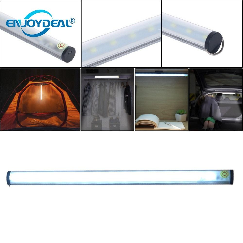 3w Led Car Light Linear Cabinet Under Cabinet Touch On Off: 15 LED Wireless Dimmable Touch Night Light USB