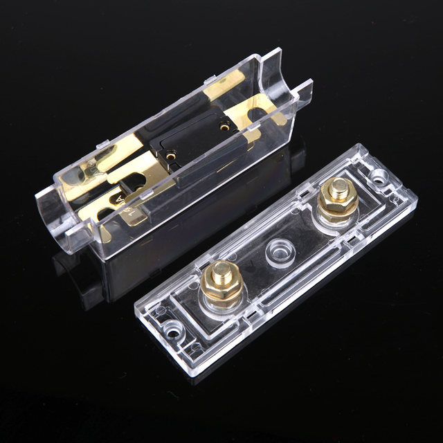 online shop high quality new anl fuse box fuse holder distribution high quality new anl fuse box fuse holder distribution fuseholder fuse holder blade inline 0 4 8 gauge positive 300 amp