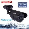 ZOSI HD 960 H 1000TVL CMOS 42 pcs IR Leds de Alta Resolução Dia/noite À Prova D' Água Interior/Exterior CCTV câmera com Suporte