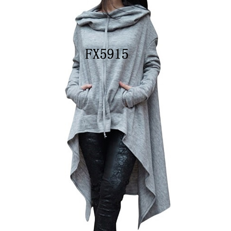 New Fashion Sweatshirts Tops Kawaii Hoodies Hoody Thick Corduroy Cute And For Women Autumn