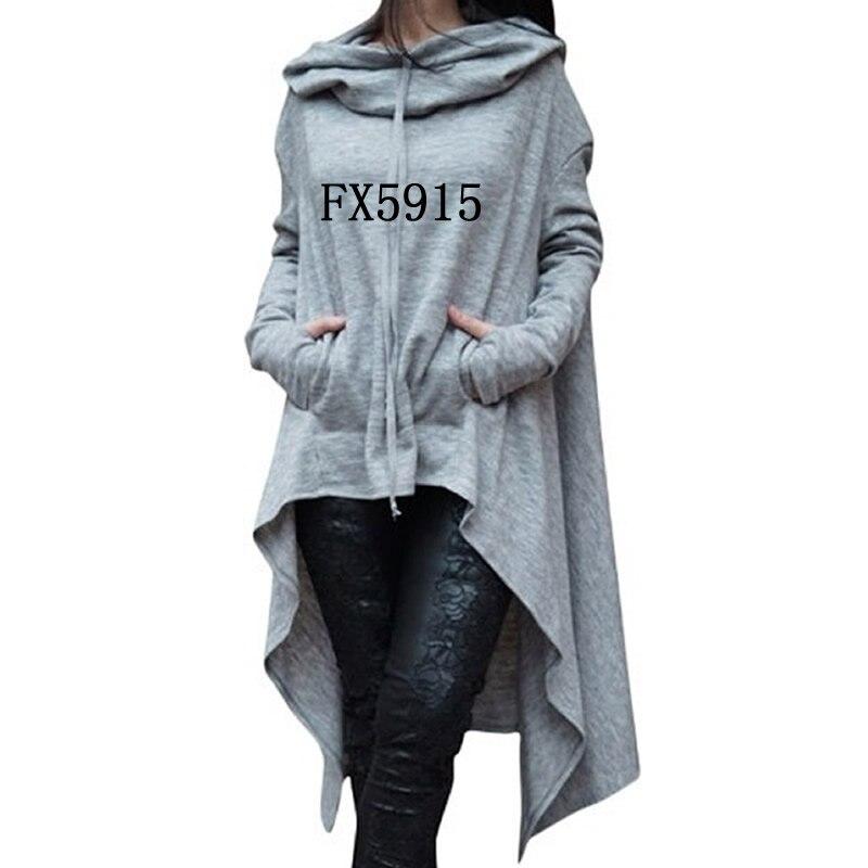 2018 nueva moda sudaderas Tops Kawaii Hoodies con capucha gruesa PANA Linda y para mujer otoño