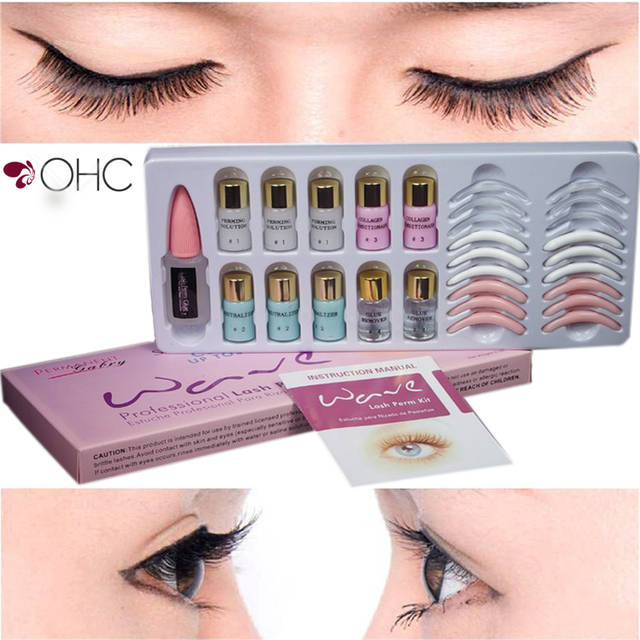 0e0fd71e5df Eyelash Perm Kit Curling Lash Lift Set Eye Lash Extension Fake Eyelashes  Glue Extension Lifting Tools Wave Lotion Makeup