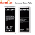 2016 High Quality 100% Original Phone Battery for Samsung GALAXY Alpha G8508S G850Y G850K