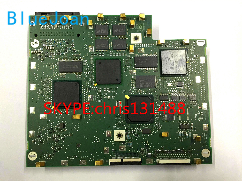 NEW RNS510 LCD series main Board mainboard motherboard with code old style For VW RNS 510