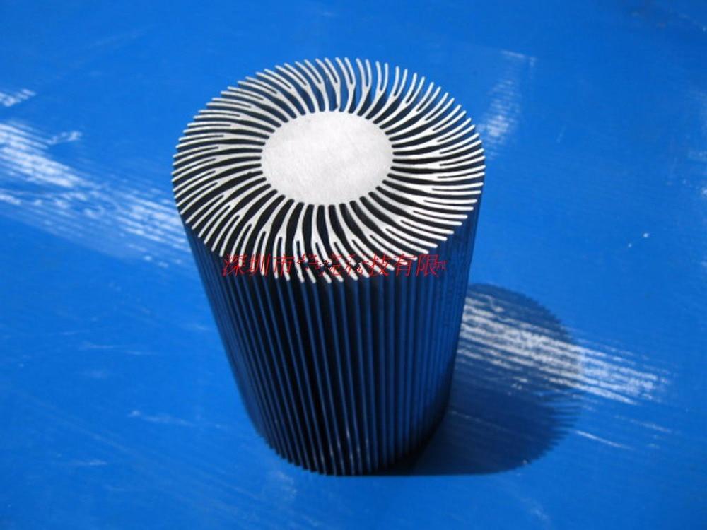 Computer & Office Modest 2pcs Led Single Integrated Radiator 10-30w Sunflower Radiator Aluminum Diameter 90mm,solid 38mm,high 40mm Double Leaf Led Cool