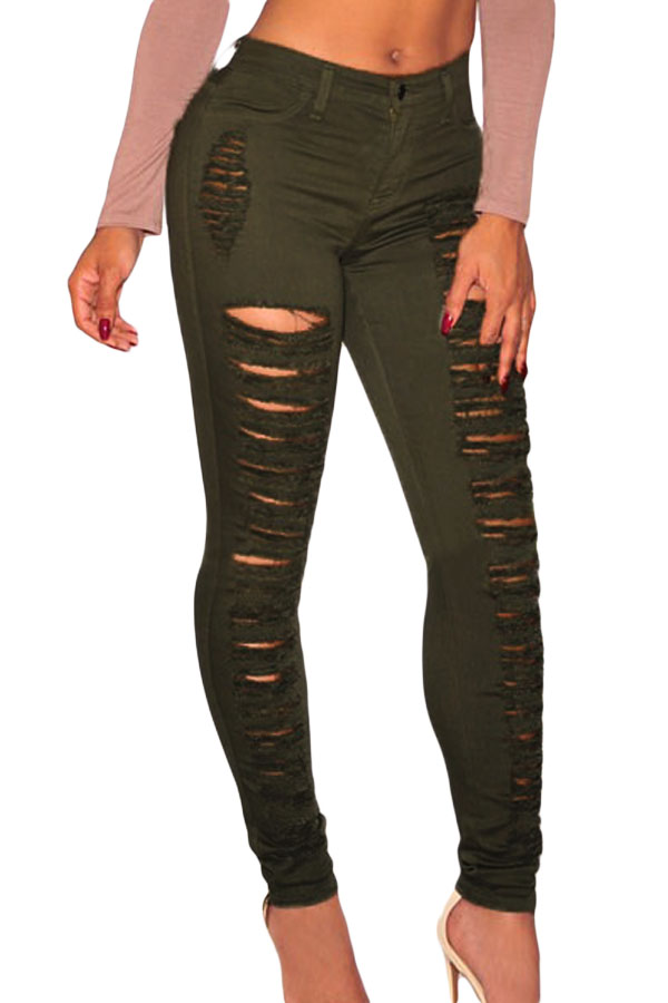 Destroyed Jeans for Women Cheap Promotion-Shop for Promotional ...