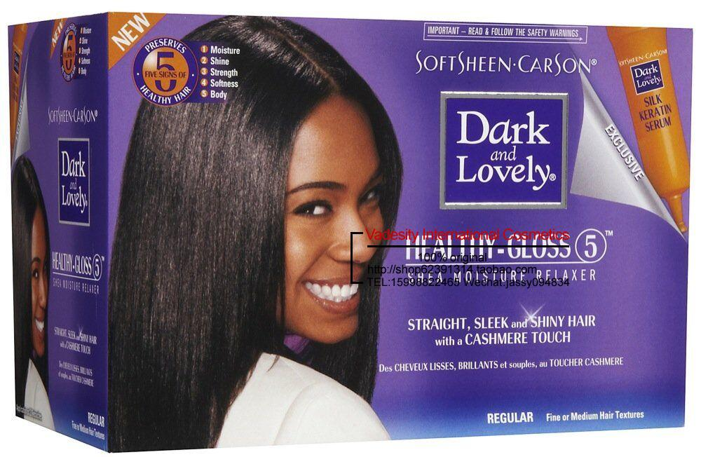 vadesity softsheen dark and lovely hair relaxer regular new geo