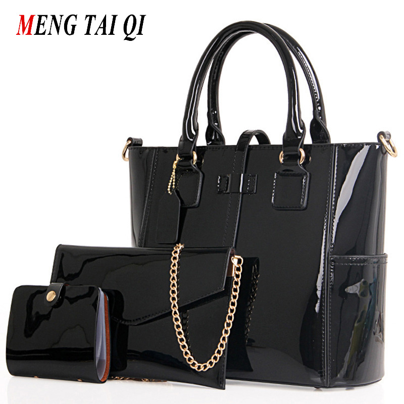 Women Bag 2017 Luxury Brand Handbags Leather Women Messenger Bags Chain Shoulder