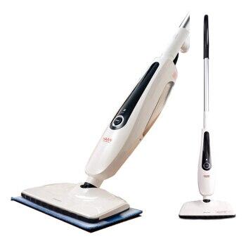 где купить High Temperature Steam Cleaner Machine Electric Floor Mop Multifunctional Handheld Vacuum Steam Cleaner Floor Mopping Machine дешево