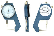 Sale Thickness Gauge Curved Tip 0-10mm/0.1mm For Hollow Pipe Or Circular Tube Caliper Gauge Measuring Tools