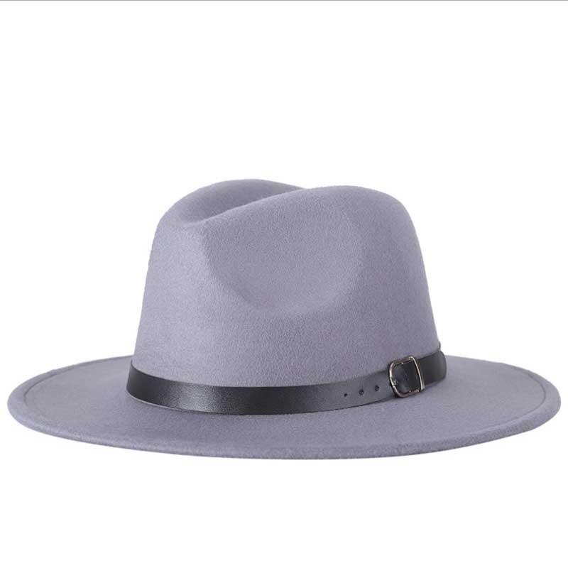 Woolen blend hat 3