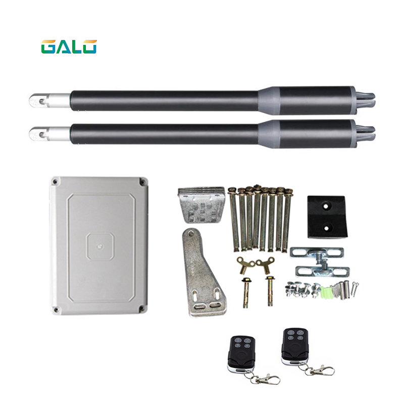Image 3 - Access control auto gate system remote control AC automatic swing gate motor Giant Alarm System-in Access Control Kits from Security & Protection