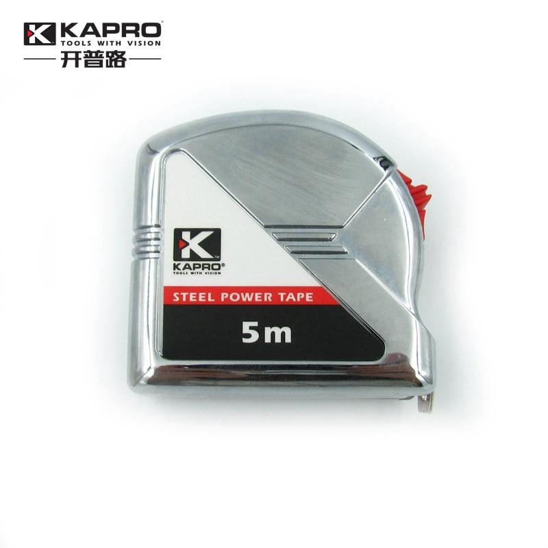 KAPRO Metric woodworking Tools Mini steel tape measure Box ruler Ruler tool 3m 5m 8m стоимость
