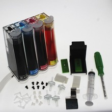 DIY Ciss Ink kit for hp 140 141 for HP Photosmart C4583 C4283 C4483 C5283 D5363 Deskjet D4263 D4363 Printer Ciss tube accessorie