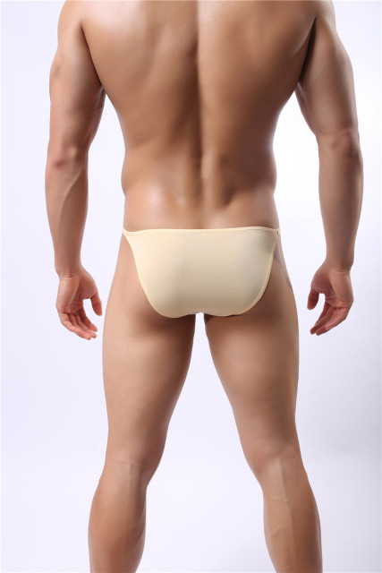 Men Briefs Sexy Underwear Adjust One size Suit for S-3XL Breathable Underpants Men Briefs Polyester Cozy Men Bikini Briefs