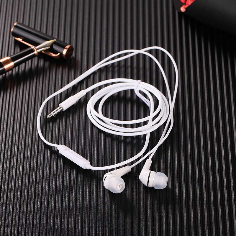 High quality A10 3.5mm In-Ear Earphone Wired Headphones Earbuds Earphones Sports Game Music with Microphone Headphones