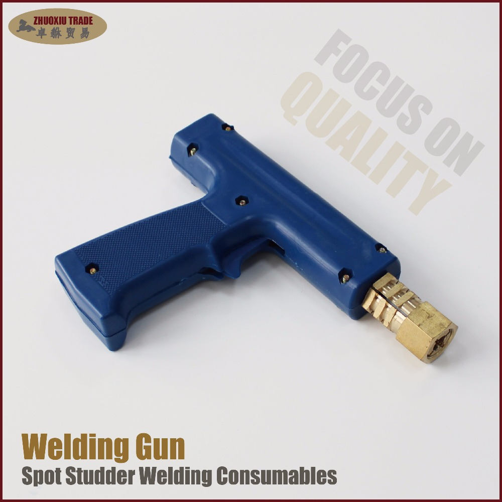 spot welding shrinking gun stud welder dent repair kit slide hammer dent puller car body repair tool device spot welder spotter dent puller kit spotter welding machine repair accessories stud gun auto body tools bodywork fix weld pull removal straightening