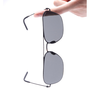 Image 2 - Novo youpin personalização ts náilon polarizado sunglass ultra fino leve projetado para viagens ao ar livre