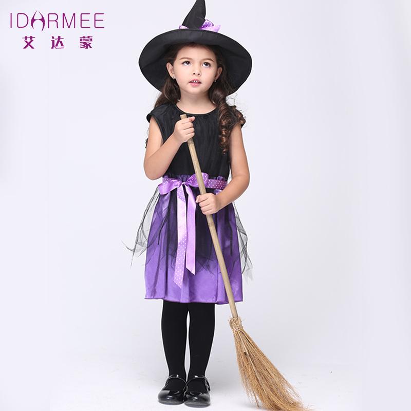idarmee disfraz de halloween para los nios de la muchacha de baile dress cute kids chrismas