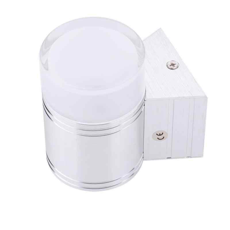 10 Вт светодиодный настенный светильник с двойной круглой головкой, настенный светильник для дома, офиса, отеля, светильник, внутренний светильник, 85-265 в, аппликация murale luminair