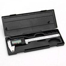 Cheaper High Quality 150 mm 6″ Digital CALIPER VERNIER GAUGE MICROMETER with retail box