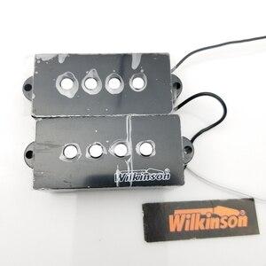 Image 2 - ウィルキンソン 4 弦 PB エレクトリックベースギターピックアップ 4 弦 p ベースハムバッカーピックアップ MWPB