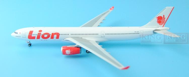 все цены на New: Phoenix 11197 Indonesia lion hang PK-LEF 1:400 A330-300 commercial jetliners plane model hobby онлайн