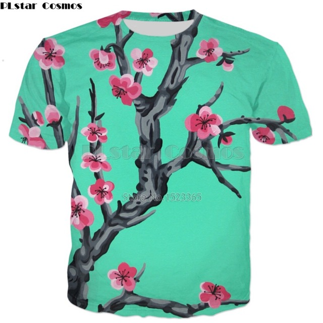 plstar cosmos arizona tea t shirt men women 3d shirt summer top